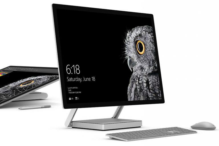 Microsoft Fotoğrafçılar ve Tasarımcılar ile Barışıyor mu? Surface Studio Mac Karşısında